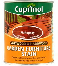 Cuprinol Garden Furniture Stain 750ml - Mahogany